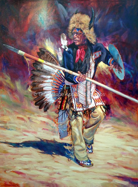 Blackfeet Dancer