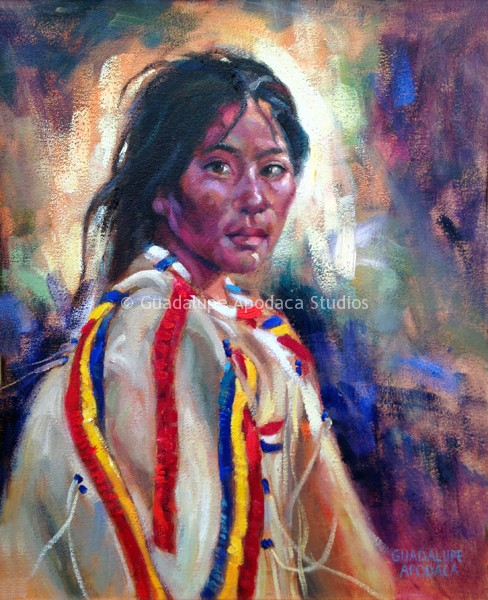Lakota Girl