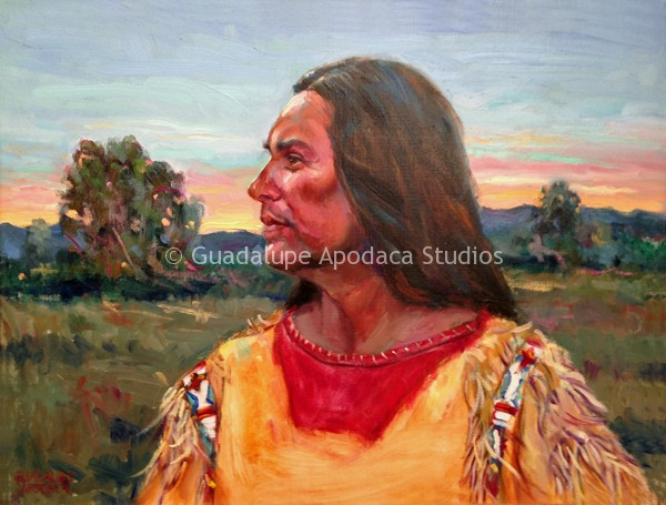 Lakota Sunset