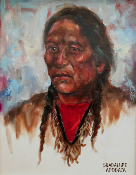 Lakota Man